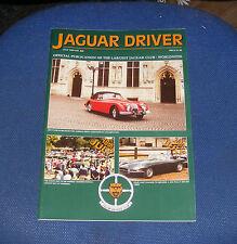 JAGUAR  DRIVER ISSUE 468 JULY 1999 - JDC IN BELGIUM FOR JABBEKE 50TH