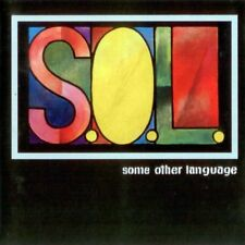 S.O.L. - Some Other Language - CD  Electronic, Pop, Synth Pop, Pop Rock