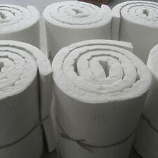 30mm Ceramic Fibre Blanket for Kiln Insulation Raku Furnace Gas Forge Pizza Oven