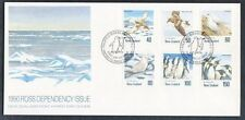 Birds First Day Cover New Zealand Stamps
