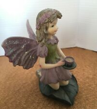 4 Pieces The Fairy Collection Dezine Violet Ballet, Romance, Tea Party, Garland