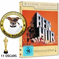 DVD Meisterwerk der Filmgeschichte: BEN HUR (Monumentalfilm mit Charlton Heston)