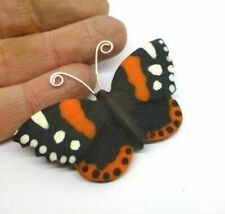 Butterflies/Insects Silver Vintage Costume Brooches/Pins