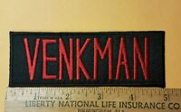 Ghostbusters Name Tag Venkman Cosplay/Costume/Uniform patch