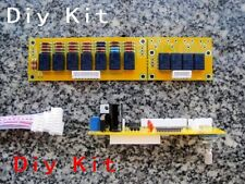 DIY KIT JV8 HIFI remote volume board 128 step 2 channels 50K Relays