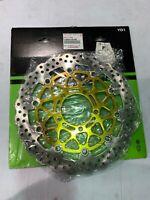 NEW GENUINE KAWASAKI ZX10 ZX10R 11-15 FRONT BRAKE DISC 41080-0159-488