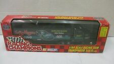Nascar Mike Wallace Signed #90 Heilig Meyers Hauler 1:64 Scale Diecast RC 1996