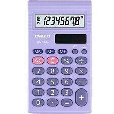 Calculatrices solaire Casio
