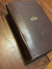 Kent's Mechanical Engineers' Handbook 12th Edition Design and Production 1950