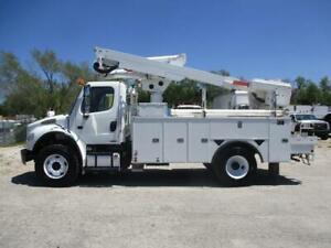 2012 Freightliner M2 46' Reach Bucket Truck