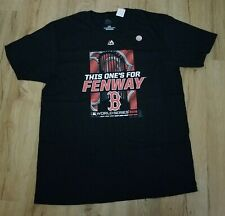 Boston Red Sox 2018 'This One's For Fenway' World Series T-Shirt men's sz-Large