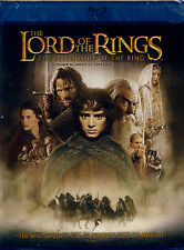 NEW BLU-RAY // The Lord Of The Rings :The Fellowship Of The Ring // Elijah Wood