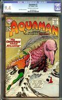 Aquaman 7 CGC Graded 9.4 NM DC Comics 1963