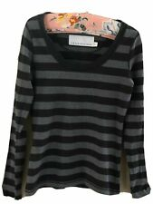 Cooper by Trelise Striped Top Size L (Approx 14-16)