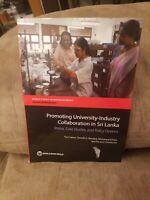 Promoting university-industry collaboration in Sri Lanka: status, case studies,