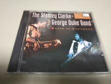 JJ8- THE STANLEY CLARKE GEORGE DUKE BAND LIVE MONTREUX 1988 CD RE/PRECINTADO NEW