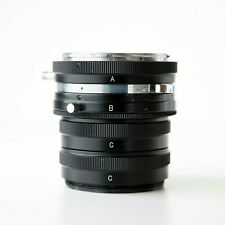 Bronica Extension Tube Set