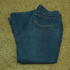 Riders Jeans by Lee Women's Instantly Slims You Faded 12/28P (Measures 32 x 27.5