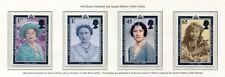 s3150) UK GREAT BRITAIN 2002 MNH** Queen mother 4v