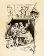 Richter, Ludwig. Goethe-Album. Georg Wigand. Holzstiche. 1860