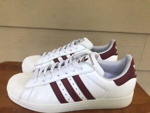 Adidas Originals Superstar 2 Men's Running  Shoes Sneakers White G15564 Size 10