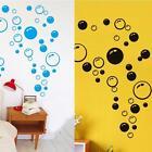 Bubbles Wall Art Bathroom Window Tile Decoration Kid Car Sticker High Colorful