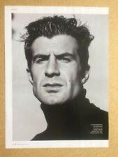 LUIS FIGO Original Magazine Clipping / Poster ONLY