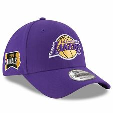 Los Angeles Lakers New Era 2020 NBA Finals Bound Side Patch 9FORTY Adjustable