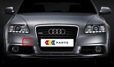 Audi A6 4F 08-11 neuf origine avant s-line pare-chocs tow crochet couvercle bouchon 4F0807441G