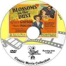 Blossoms in the Dust - Greer Garson, Walter Pidgeon DRAMA 1941 DVD