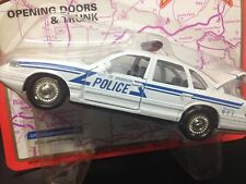 Road Champs 1:43 scale diecast 1997 Ford Branson MO Police