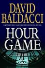 Sean King and Michelle Maxwell Ser.: Hour Game No. 2 by David Baldacci (2004, Hardcover)