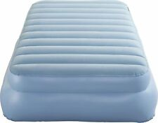 AeroBed Single Raised Airbed Self Inflating Built in Pump 1 Year Guarantee