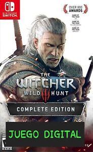 The Witcher 3: Wild Hunt | Nintendo Switch. ¡LEER DESCRIPCIÓN!