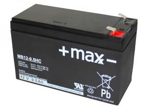 Akku kompatibel Kinderfahrzeug Kinderauto AMG S63 12V 9,5Ah Blei AGM Batterie
