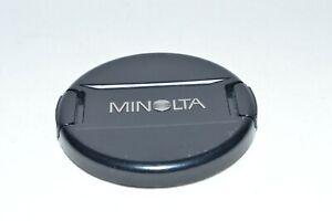 Minolta LF-1162 62 mm Plastic Tab-Lock Front Lens Cap Made in Japan.(FLC-183)
