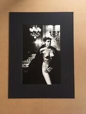 Jane Kirby, Paris - Helmut Newton Special Collection Photolitho Archival Mat