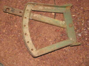 Oliver Tractor Hitch And Draw Bar
