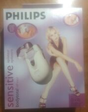 PHILIPS VINTAGE BODY TOTAL HP 6427 SATINELLE SENSITIVE RECHARGEABLE BATTERIES