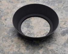 Genuine Olympus 3.5/28 28mm f/3.5 49mm Screw-In Metal Lens Hood  (#3895)