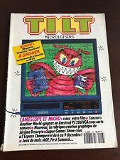 TILT Magazine N°96              (Microloisirs/Vintage/Amiga/Atari/Jamma/Arcade)