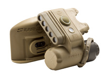 Surefire HL1-A Helmet Lights LEDs TAN