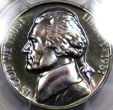 Uncirculated Philadelphia Proof PCGS Certified US Nickels
