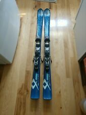 Volkl Attiva Unlimited 149 cm Skis and Demo Bindings