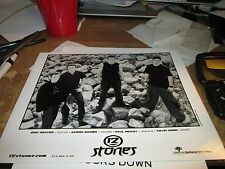12 Stones Down Photo Vintage 90'S Promo Shot 8 X 10 Collectable Oop