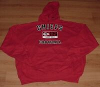 Dante Hall Kansas City Chiefs Throwback Hoodie 2XL Jersey Style Red NFL