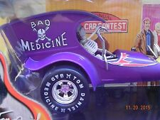 Tom Daniel Bad Medicine 1:18 diecast dragster by Toy Zone 99232