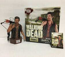 Daryl Dixon amc The Walking Dead Gentle Giant Mini Bust (FAST SHIPPING!)