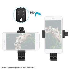Neewer Smartphone Holder Vertical Bracket With 14-inch Tripod Mount - Phone CLI