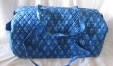 Vera Bradley LARGE TRAVELER DUFFLE UPick your color New With Tags Retired Colors